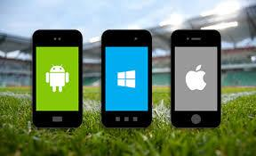 portables application mobile Apple Android Windows